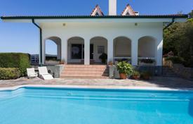 Houses for sale in Basque Country. Spacious villa with terraces and a swimming pool, Plentzia, Spain