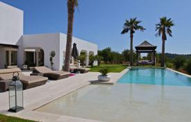 Furnished villa with a garden, a swimming pool and a view of the valley, Ibiza, Spain for 4,950,000 €