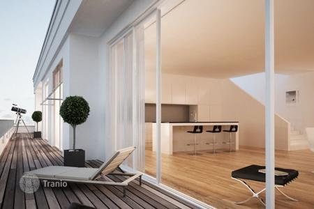 Luxury residential for sale in Germany. PENTHOUSE WITH VIEW BEYOND THE ROOFS OF WILMERSDORF