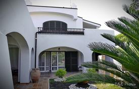 Coastal residential for rent in Southern Europe. Villa – San Felice Circeo, Latina, Lazio, Italy