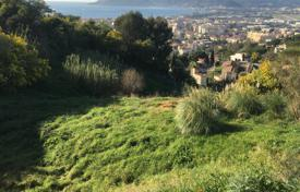 Development land for sale in France. Cannes — Croix des Gardes — Plot with sea view