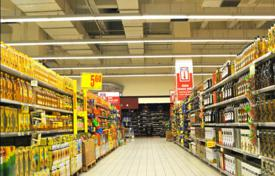 Property for sale in Rhineland-Palatinate. Supermarket in Rhineland-Palatinate, Germany