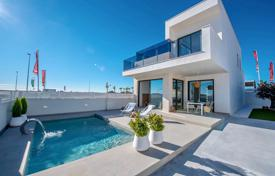 Residential for sale in Cabo Roig. Detached villas with private pool in Lomas de Cabo Roig