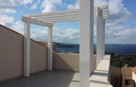 Coastal residential for sale in La Maddalena. Two-bedroom loft with a large roof terrace with magnificent views of the sea in La Maddalena, Sardinia