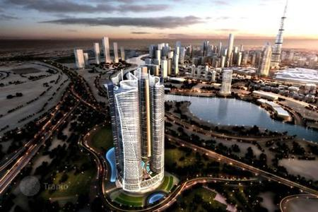 Property for sale in Western Asia. Modern elite class apartment in the area of Business Bay, Dubai