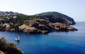 Coastal property for sale in Ibiza. Development land – Ibiza, Balearic Islands, Spain
