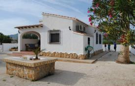 Cheap 2 bedroom houses for sale in Jalón. Villa of 2 bedrooms with garden and BBQ area in Jalón/ Xaló