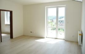 Apartments for sale in Central Bohemia. Three bedroom apartment in a new building in Černošice, a suburb of Prague