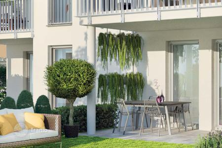New homes for sale in Wiesbaden. Three rooms apartment with terrace and own garden in Wiesbaden