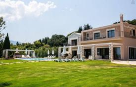 5 bedroom villas and houses to rent in Administration of the Peloponnese, Western Greece and the Ionian Islands. Villa – Acharavi, Administration of the Peloponnese, Western Greece and the Ionian Islands, Greece