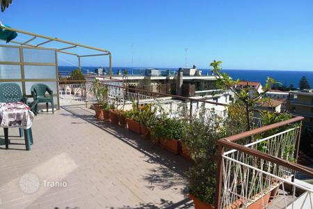 Penthouses for sale in Italy. Sanremo Penthouse Sea View For Sale