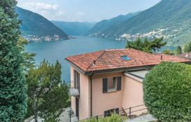 Renovated villa with a large garden, a garage and a parking, Faggeto Lario, Italy for 1,350,000 €