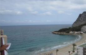 1 bedroom houses for sale in Costa Blanca. Atico of 1 bedrooms in Calpe
