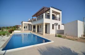 Luxury 3 bedroom houses for sale in Cyprus. New villa, beachfront location, latchi harbor, luxury bungalow