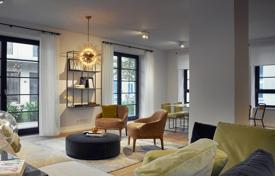 Apartments for sale in Mitte. One-bedroom loft with a private garden in Mitte district, Berlin, Germany