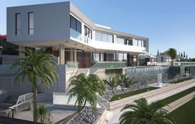 Designer villa with a garden, a swimming pool and a garage, 200 meters from the beach, Pafos, Cyprus for 4,400,000 €