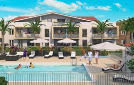 1 bedroom apartments for sale in Fréjus. Comfortable apartment in a new residence in the center of Frejus, Côte d'Azur, France