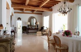 Classical style villa on a huge plot of land with a landscaped park and a panoramic pool, Ibiza, Spain for 6,800,000 €