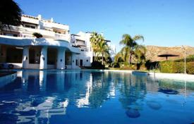 Penthouses for sale in Marbella. Two-level penthouse with a sea view in Marbella, Andalusia, Spain
