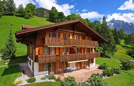 Apartments by the sea for rent with swimming pools overseas. Apartment – Grindelwald, Bern District, Switzerland