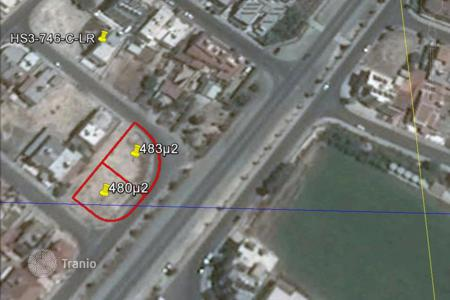 Development land for sale in Larnaca (city). Building Plots