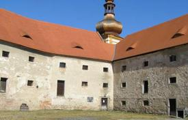 Cheap chateaux for sale in South Bohemian Region. Castle – South Bohemian Region, Czech Republic