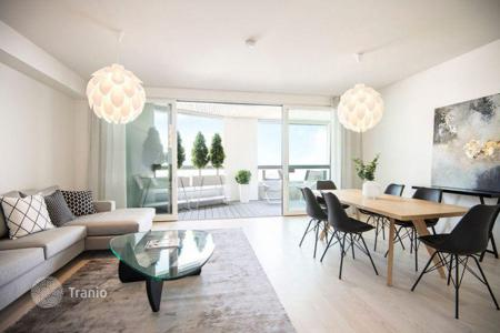 Property for sale in Northern Europe. Apartment overlooking the sea in an elite residential complex, Helsinki, Finland. At the price the builder!