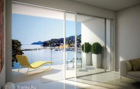 New homes for sale in Italy. Spacious apartment with a parking space in a new residence on the seafront in Santa Margherita Ligure, Italy