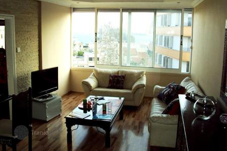 1 bedroom apartments for sale in Limassol. Modern apartment with sea views in the center of Limassol