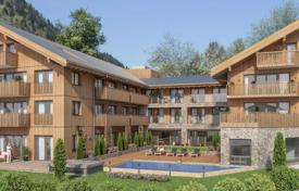 Cheap apartments with pools for sale in Salzburg. One-bedroom apartment for rent in 4* resort, Zell am See