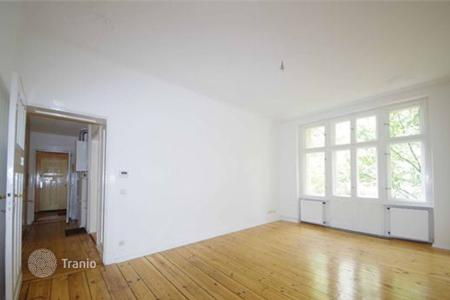 Cheap commercial property in Germany. Rented 1-room flat in a modern stucco building in a quiet location!
