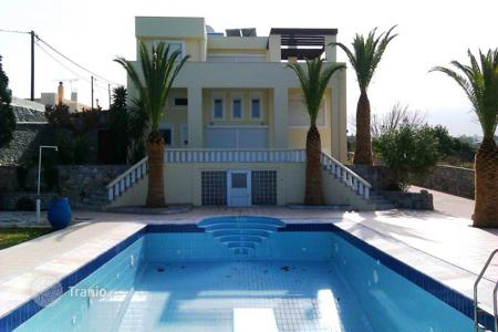 3 bedroom houses by the sea for sale in Chania. Villa - Chania, Crete, Greece