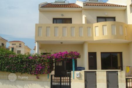 Cheap 3 bedroom houses for sale in Cyprus. Three Bedroom End Town House with Title Deeds-Reduced