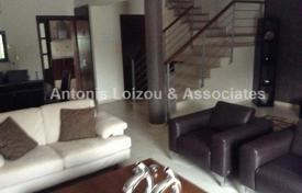 Townhouses for sale in Agios Athanasios. Four Bedroom Semi-Detached House