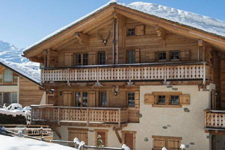 Property to rent in Valais. Chalet – Bagnes, Verbier, Valais,  Switzerland