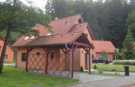 2 bedroom houses for sale in the Czech Republic. Modern house with a balcony in a residential complex with a park, a swimming pool and a parking, Karlovy Vary, Czech Republic