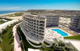 Coastal new homes for sale in Valencia. Luxury apartment in prestigious residential complex in Alicante, Spain