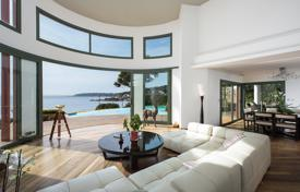 5 bedroom houses for sale in Antibes. Cap d'Antibes — Panoramic sea view