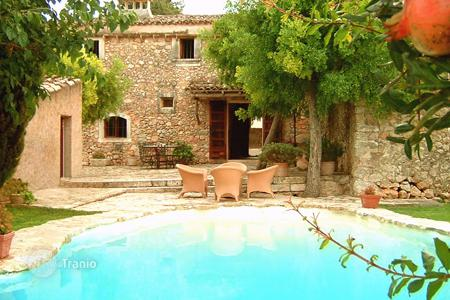 5 bedroom villas and houses to rent in Majorca (Mallorca). Villa - Majorca (Mallorca), Spain