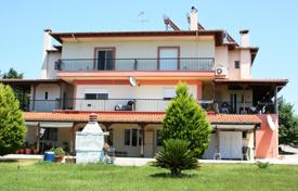 4 bedroom houses for sale in Chalkidiki (Halkidiki). Villa – Thessaloniki, Administration of Macedonia and Thrace, Greece