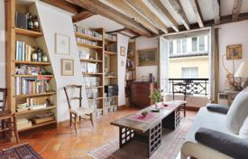 1 bedroom apartments for sale in Paris. Paris 4th District – A charming pied a terre in a prime location