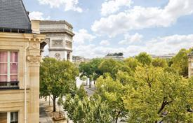 Luxury 3 bedroom apartments for sale in Ile-de-France. Paris 16th District – A near 200 m² apartment