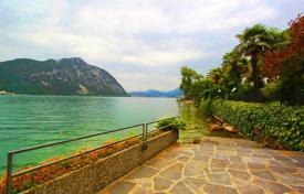 5 bedroom houses for sale in Central Europe. Villa – Lugano, Ticino, Switzerland