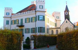 Luxury 2 bedroom apartments for sale in Germany. Apartment in the historic castle with lake views, Possenhofen, Germany