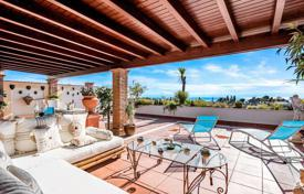 Penthouses for sale in Costa del Sol. Luxury two-level penthouse, Marbella, Costa del Sol, Spain