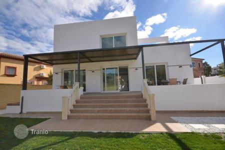Houses for sale in Benalmadena. Modern, brand new and spacious villa is for sale in Torrequebrada