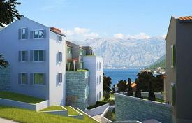 Coastal residential for sale in Kostanjica. Apartment – Kostanjica, Herceg-Novi, Montenegro