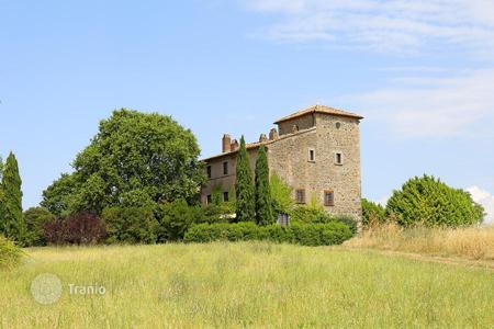6 bedroom houses for sale in Lazio. Prestigious farmhouse for sale in Lazio/ restored farmhouse for sale in Lazio