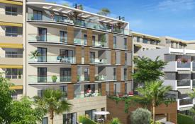 New apartment in aresidential complex close to the beach, Antibes, France for 617,000 €
