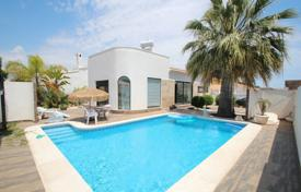 Modern villa with a pool and a garden in Cabo Roig, Alicante, Spain for 370,000 €